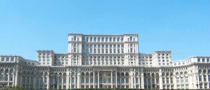 Präsidentenpalast Bukarest